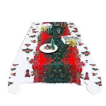 Tannenbaum Tischläufer Tischdecke Dekoration Weihnachten festlich