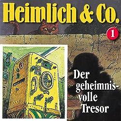 Der geheimnisvolle Tresor (Heimlich & Co. 1)