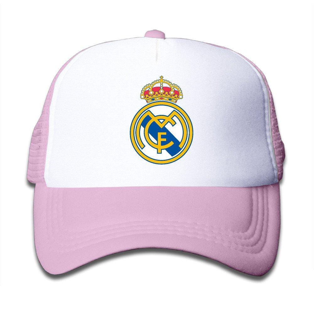 Niño Logotipo Real Madrid CF Personalizada Trucker Sombreros ...