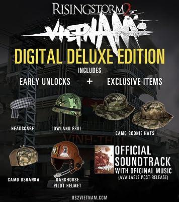 Rising Storm 2: VIETNAM - Digital Deluxe [Online Game Code]
