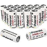 Polaroid Extreme N Size E90 LR1 1.5 Volt Alkaline Batteries Bulk (24-Pack)