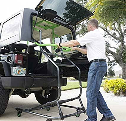 Charming TopLift Pros Jeep Hardtop Remove And Storage Device