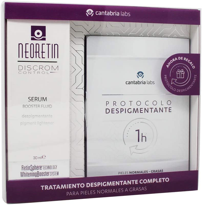 Neoretin Discrom Control Serum Booster Fluid Despigmentante;30 ml ...