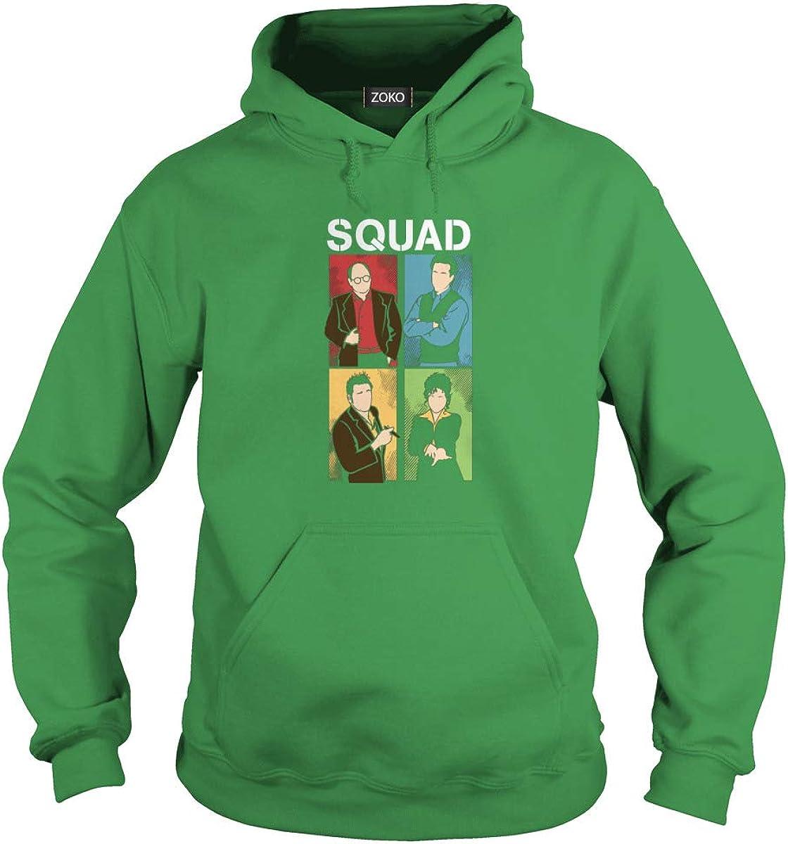 Zoko Apparel Squad Funny T-Shirt
