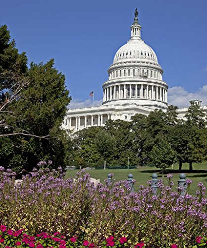 24 x 36 Giclee Print of The United States Capitol building sits atop Capitol Hill at the eastern end of the National Mall Washington D.C. r28 2010 by Highsmith, Carol - Tuscaloosa Mall In