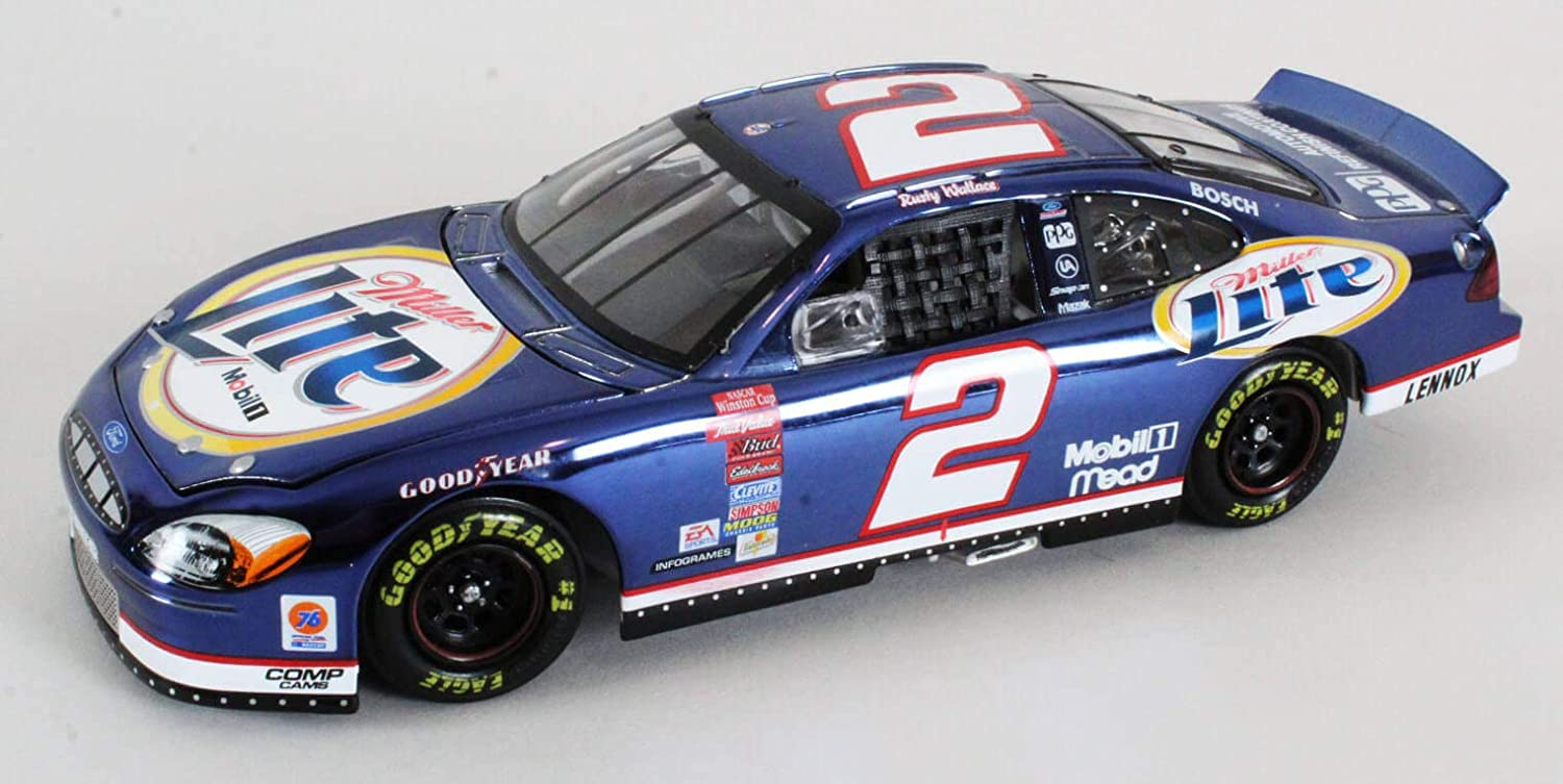 Rusty Wallace Die Cast Car Nascar At Amazon S Sports Collectibles Store