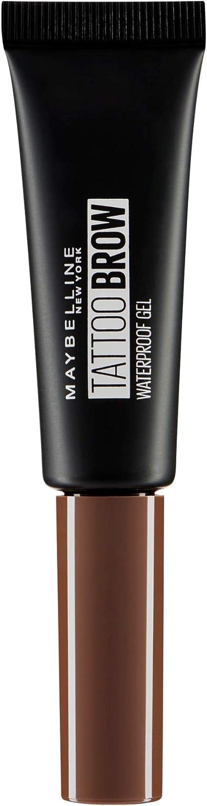 Maybelline New York - Gel à Sourcils Waterproof - Tattoo Brow ...