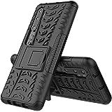 Capa Capinha Anti Impacto Para Xiaomi Mi Note 10 e 10 Pro Tela 6.47Case Armadura Hybrid Reforçada Com Desenho De Pneu - Danet