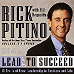 Lead to Succeed | Rick Pitino