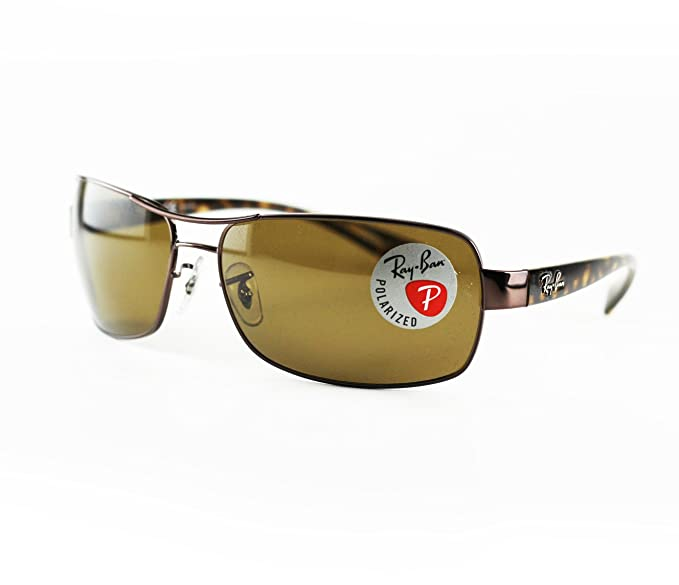 4e9a0c62535 RAY-BAN - RAYBN RB3379 014 57 P 64 mm  Amazon.co.uk  Clothing