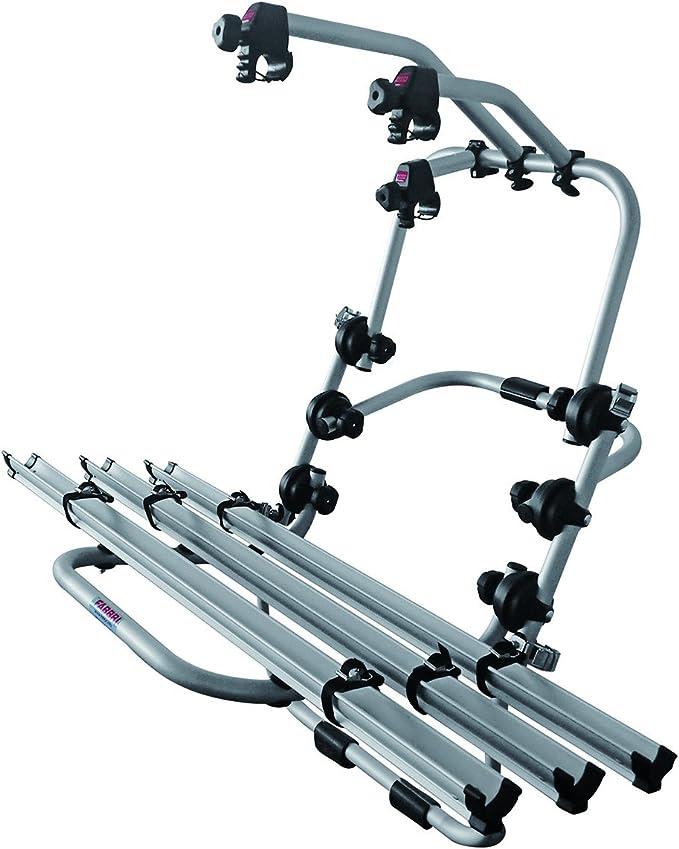 Fabbri 6201801 Portabicicletas trasero, capacidad para 3 bicicletas: Amazon.es: Coche y moto