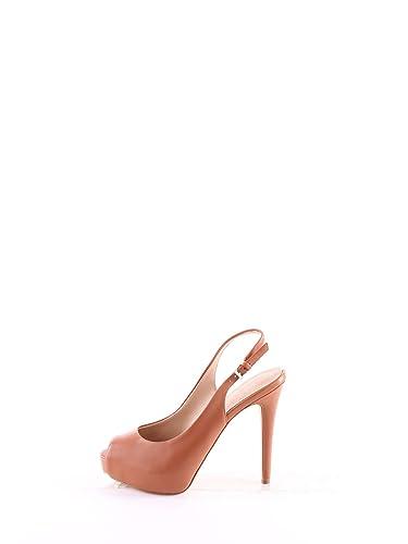 5d349353a4c0 Guess Escarpins pour Femme Tan  Amazon.fr  Chaussures et Sacs
