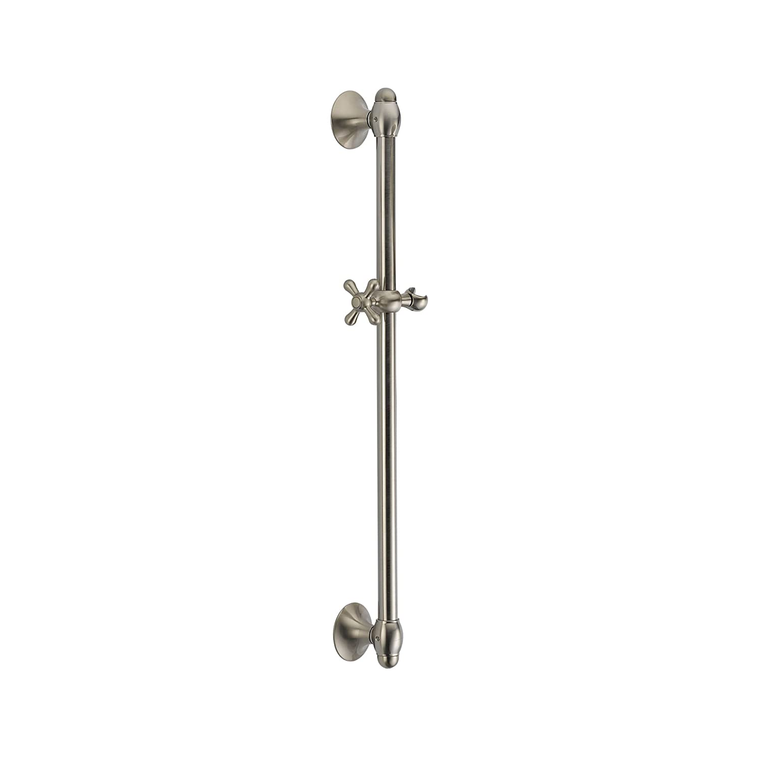 Delta Faucet 55083 29-Inch Adjustable Wall Bar, Chrome - Hand Held ...