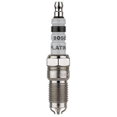 Bosch (4469) HGR9LQP0 Platinum + 4 Spark Plug, (Pack of 1): Automotive