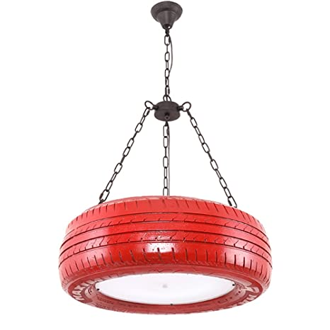 haixiang pintado de goma neumático LED acrílico lámpara de ...