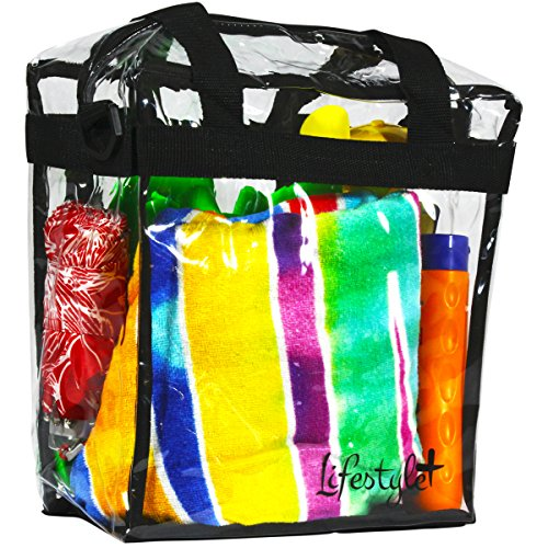 Lifestyle Plus Clear Security Bag product image