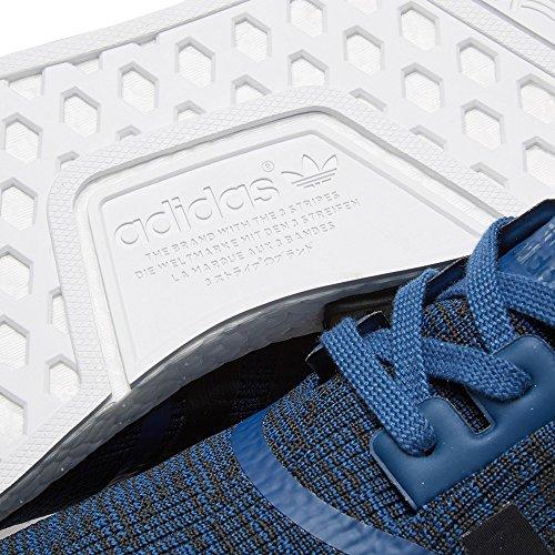 blue Cnavy Homme r1 Nmd Adidas Derbys black Rz088q