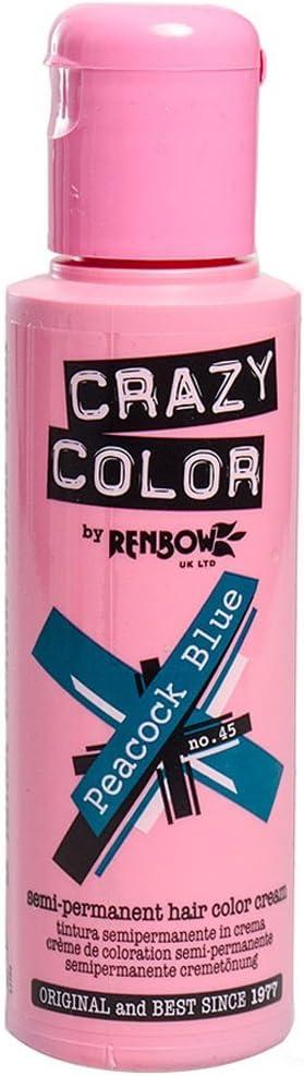 renbow Crazy Color Tinte De Pelo De semipermanente color ...