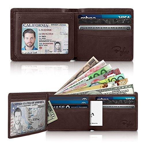 Grain Leather Travel Wallet - 2
