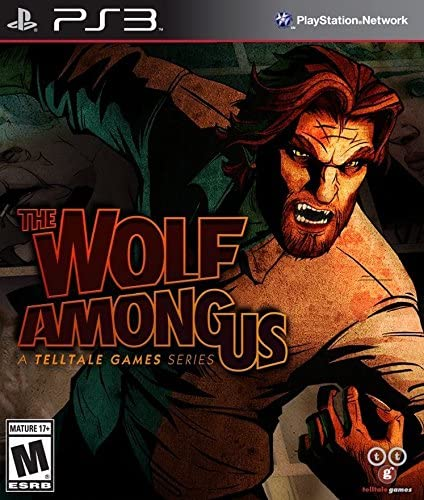 Telltale Games The Wolf Among Us, PS3 Starter pack PlayStation 3 ...