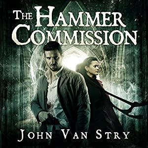The Hammer Commission Audiobook