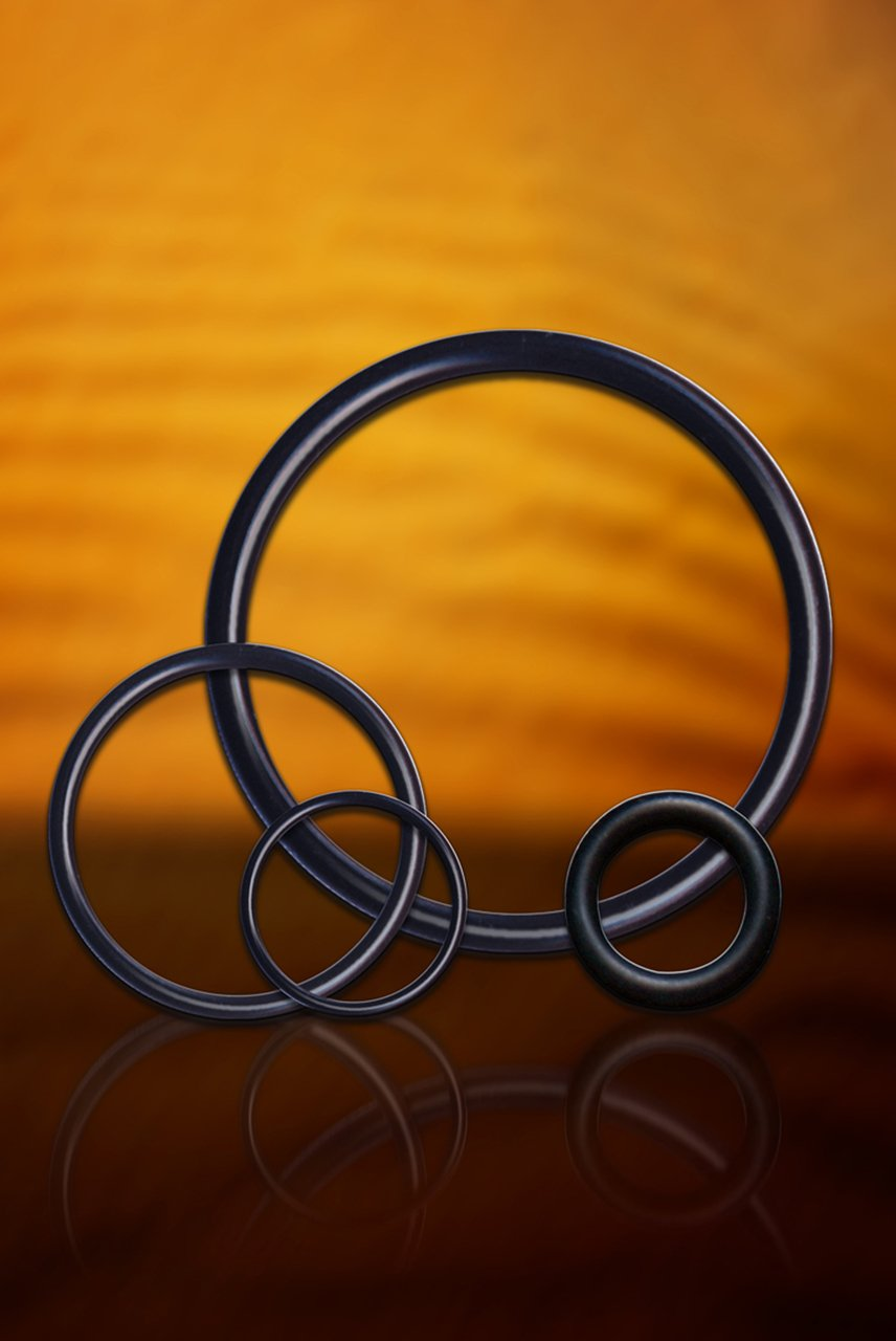 Dupont KALREZ AS-568 274/4079 Perfluoroelastomer O-Ring