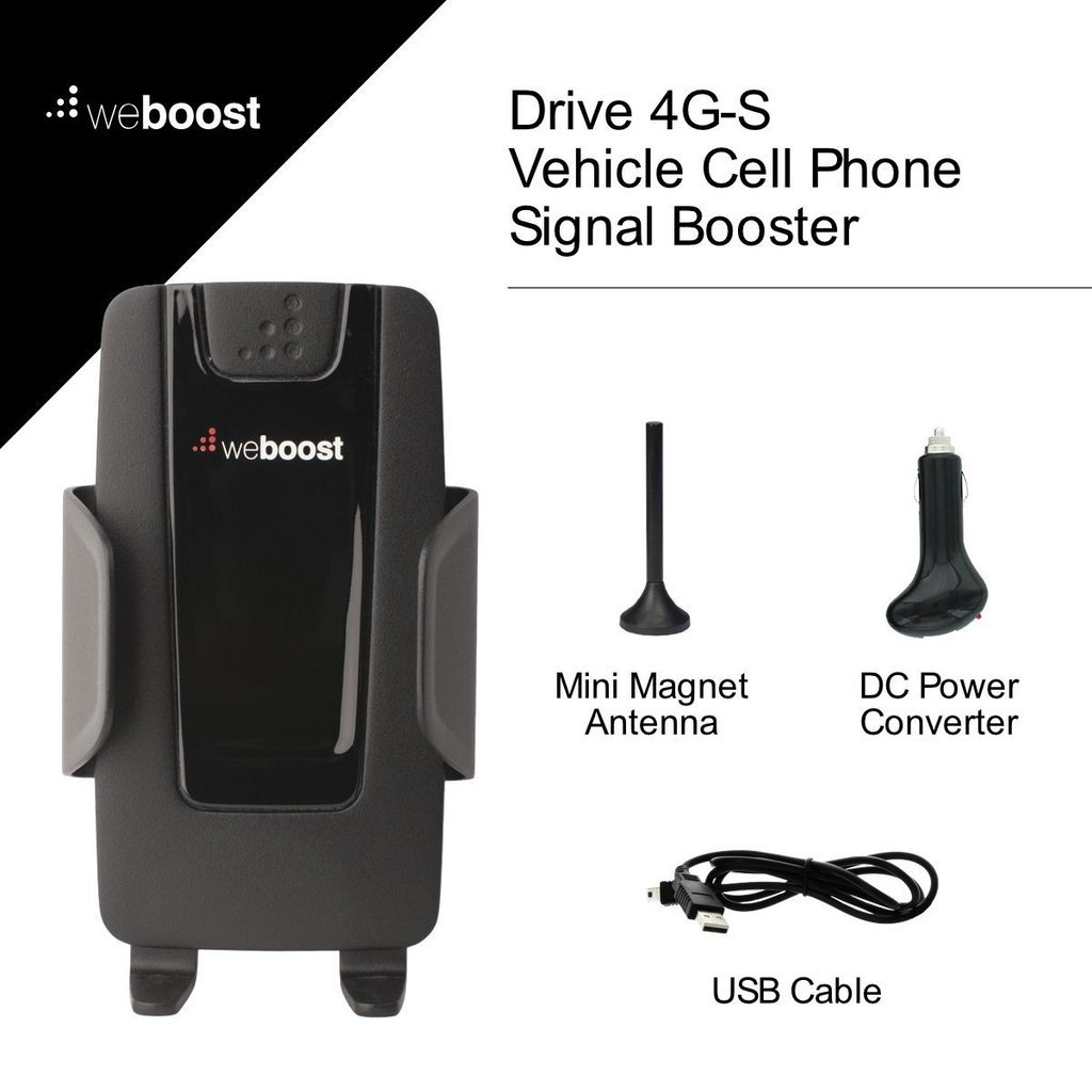 weBoost Drive Certified Refurbished Signal Boosters (Drive 4G-S Certified Refurbished) by weBoost (Image #2)