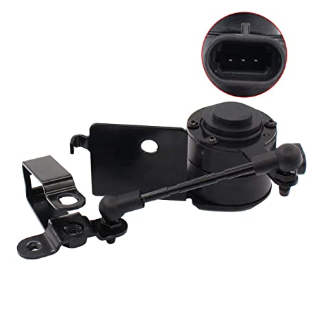 NewYall Pack of 2 Rear Left Driver LH Right RH Passenger Side ABS Wheel Speed Sensor