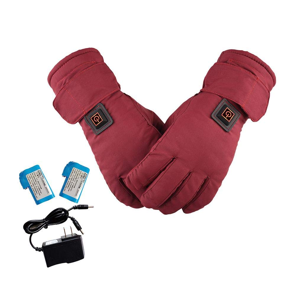 Yunt Electric Heated Gloves,Waterproof Touch Screen Heating Gloves by Yunt (Image #1)