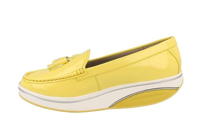 Zapato Mbt 700368-611p Ituri Amarillo 38 Amarillo Ri3p4sOp