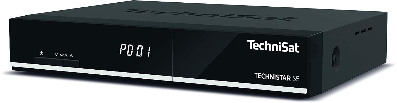 technisat s5  TechniSat TECHNISTAR S5/ricevitore satellitare HD con Single Tuner ...