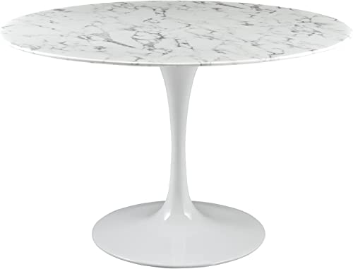 Reviewed: Modway Lippa 47″ Mid-Century Dining Table