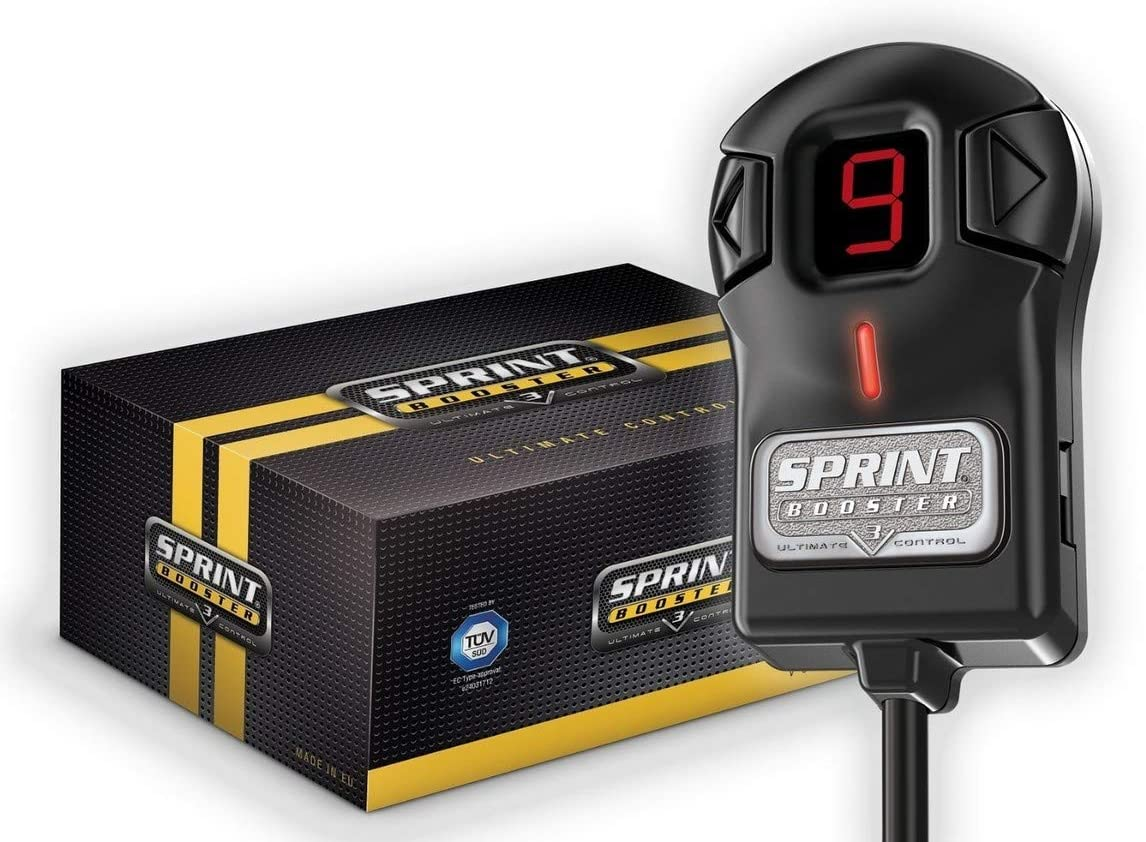 Mini Mania Sprint Booster V3 Compatible with Audi S5 2009-2015 Eliminate Throttle Lag and Add Instant Pedal Response
