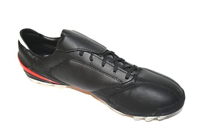 Uhlsport Sportschuhe Kikkschuh Classic HXG aus Kickschuh Klassik HXG black/ white/red in Kikkschuh Classic HXG black/white/red: Amazon.de: Schuhe & ...