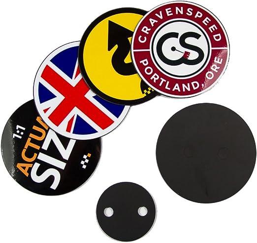 GoBadges Flag Oregon 3 Magnetic Grill Badge//UV Stable /& Weather-Proof//Works Grill Badge Holder