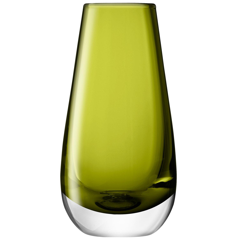 Green H14cm Vetro LSA Internazionale