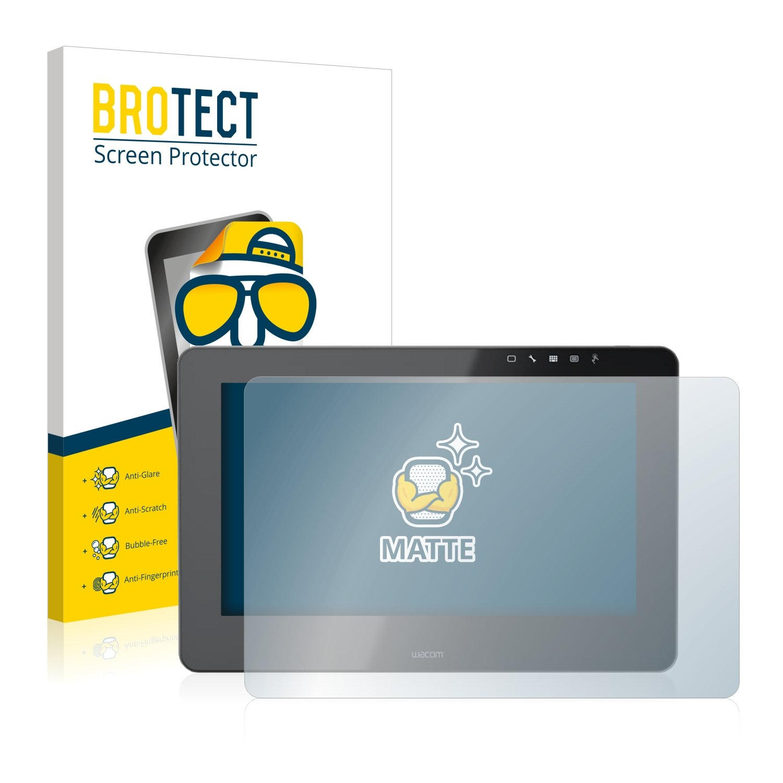 brotect 1-Pack Screen Protector Anti-Glare compatible with Wacom Cintiq Pro 13 Screen Protector Matte, Anti-Fingerprint Protection Film