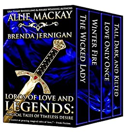 Download for free Lords of Love and Legends: Magical Tales of Timeless Desire