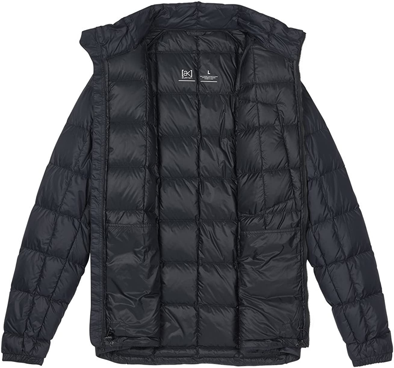 Burton Mens AK BK Down Insulator Jacket