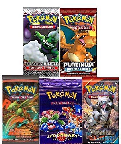 japanese pokemon booster packs - 2
