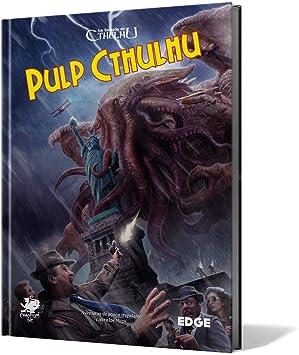 Edge Entertainment-La Llamada Pulp Cthulhu, Color (EECHCT06): Amazon.es: Juguetes y juegos