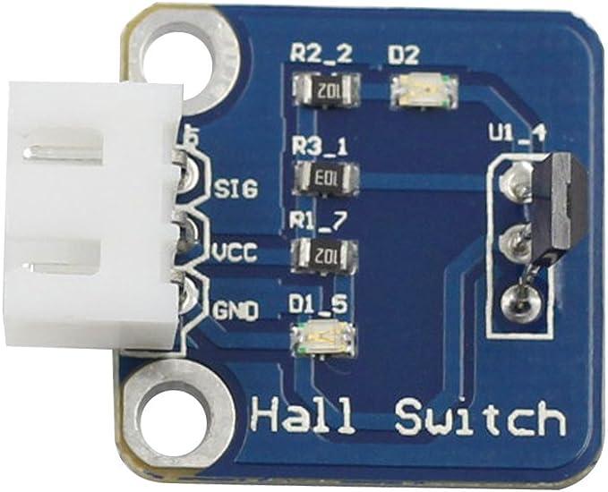 Effetto Hall Sensore Magnetico per Arduino