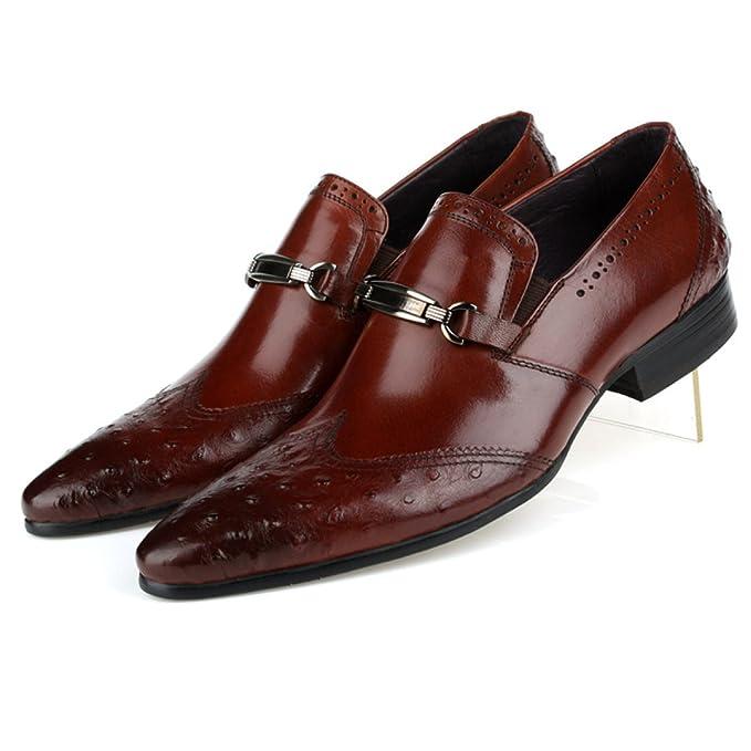 GTYMFH Zapatos De Hombre Puntiagudos Zapatos Conjuntos De ...