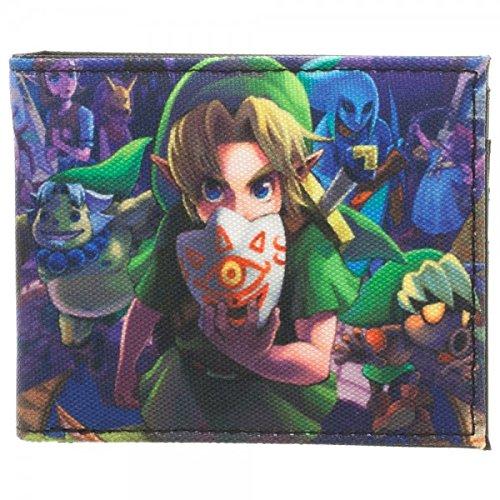 Wallet Nintendo Majoras Sublimated mq2vkjzlm