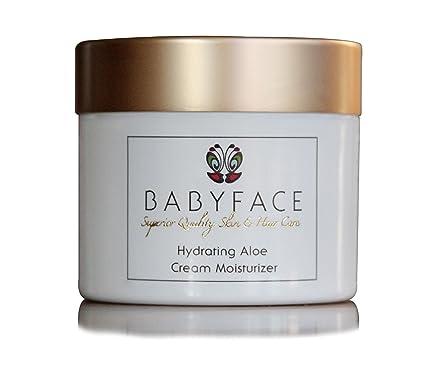 Babyface Dreamy Crema Hidratante de Aloe Crema con Aloe Vera ...