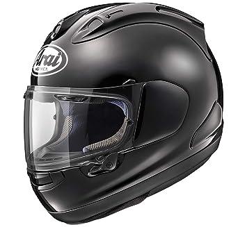 Arai RX-7V - Casco de rostro completo para motociclismo, color negro