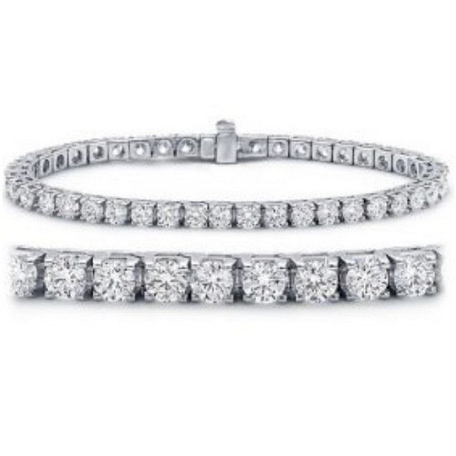 tennis diamond channel roco s round set items showcase bracelet jewelry