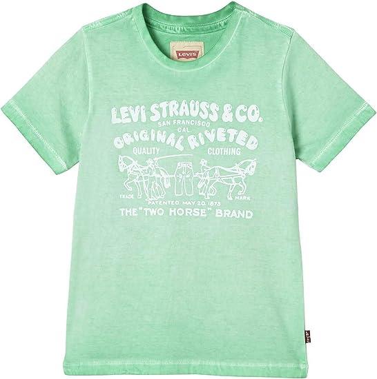 Camiseta Levis Bubble Verde TU Verde: Amazon.es: Ropa y accesorios