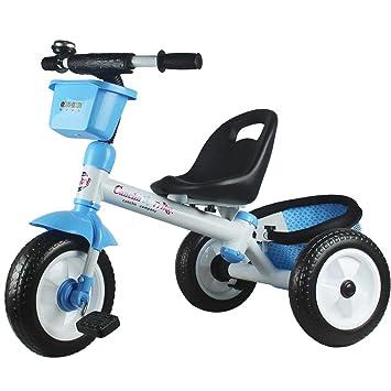 Fenfen Triciclo Ligero para niños Carruaje para bebés 2-6 años Bicicleta para bebés: Amazon.es: Hogar