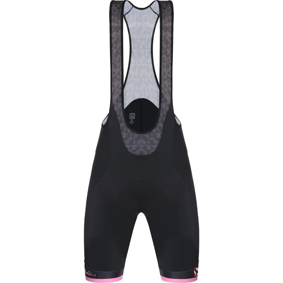 新しい季節 Santini Maglia Nera Nera Bib Short Short – Men 's B07DC6M22T XX-Large ブラック/ピンク B07DC6M22T, シャドウマジック:6cee12ca --- arianechie.dominiotemporario.com